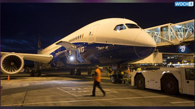 Boeing Delivers First 787-9 To Air New Zealand