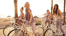 Kate Hudson Gets Girly, Talks Fabletics' Girl Up Line, Staying Fit While Pregnant