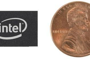 Intel announces industry's smallest SSD chips