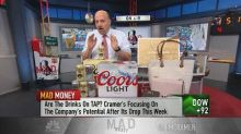 Cramer compares Michael Kors and Molson Coors and picks t...