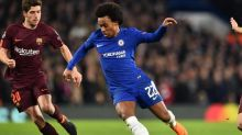 Angry Chelsea boss Antonio Conte says Premier League title win justifies Willian treatment