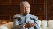 Malaysia PM suggests he could stay in office beyond 2020