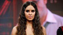 El sorprendente 'eyeliner' con el que Cristina Pedroche cierra su último 'look'