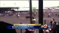 2 trampled by bull at DeLand rodeo