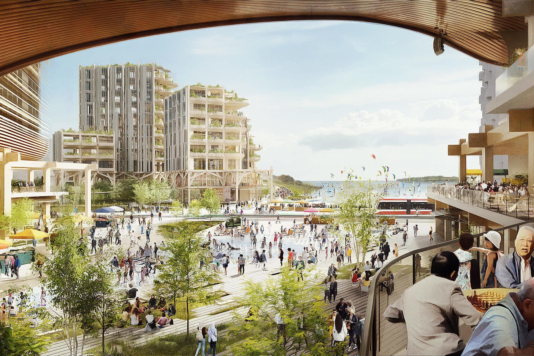 Toronto Is Reining In Sidewalk Labs Smart City Dream Engadget