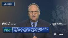 Anglo American CEO: South Africa's new leadership has sta...