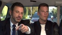 Jimmy Kimmel Tricks Tom Brady Into Kicking Up His Feud With Matt Damon