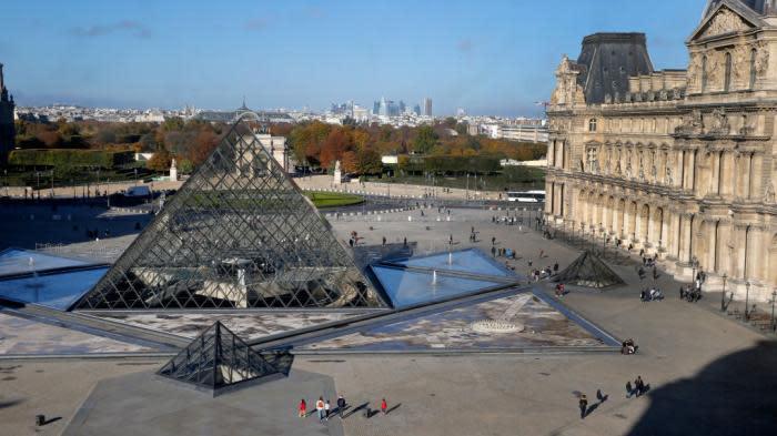 Le Louvre acquiert une grande fresque du maître vénitien Giambattista Tiepolo