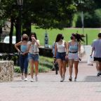 Colleges with highest COVID-19 counts are mostly in South, data show. Two are in NC