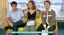 Cat Deeley cringes watching her first screen test for SMTV
