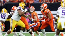 Todd McShay slots Jags QB Trevor Lawrence, WR Chis Olave in new 2021 mock draft