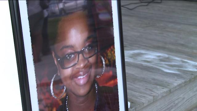 Family, Friends Share Memories Of Alyssiah Wiley At Vigil