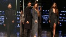 Ayushmann Khurrana, Disha Patani Step on the Catwalk at LFW 2019