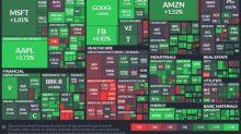 〈美股盤後〉蘋果大中華銷售失利 晶片股回神大漲 費半收紅逾2.7%