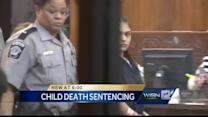 Milwaukee woman sentenced in child's death