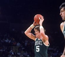 Bill Walton tells great fight story from his first Celtics-Lakers game in 1985