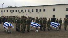 """El asesinato """"sin precedentes"""" de tres marines que conmociona Uruguay"""