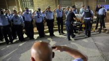 Slain St. Louis officer was eighth shot this year