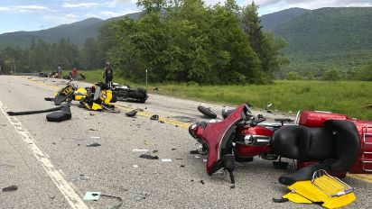 'We all feel it': Bikers mourn 7 killed in N.H. crash