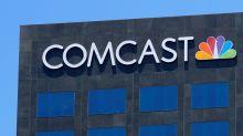 High-speed data boom drives Comcast profit beat
