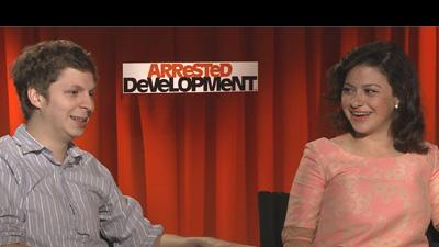 Michael Cera and Alia Shawkat Return To 'Arrested Development'