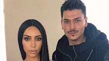 I Watched Kim Kardashian Get Her Makeup Done for 5 Hours: Here's What I Learned