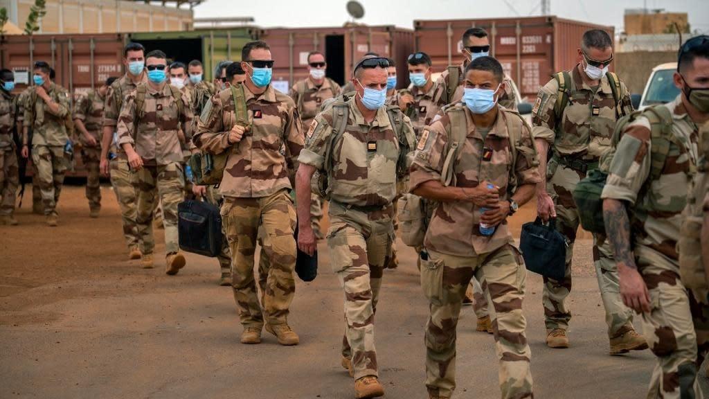 La France reprend les opérations conjointes avec les forces armées maliennes