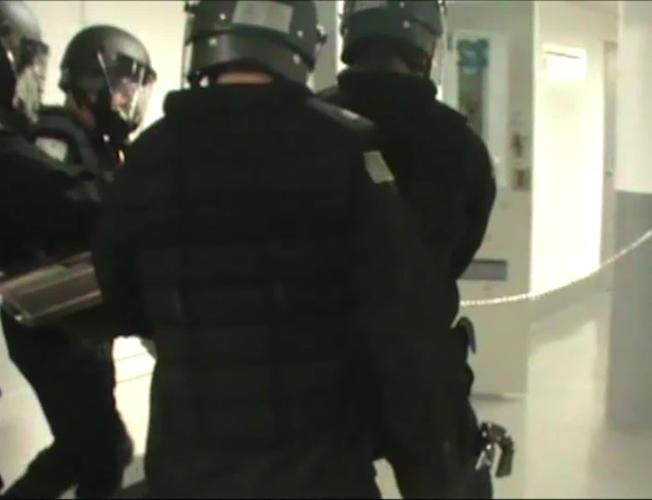 Allegheny County Jail CERT videos show inmate cell extractions