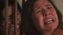 Última semana de Amor de Mãe: Thelma confessa crimes após ser agredida por Lurdes