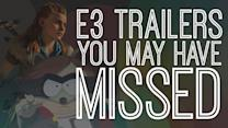 5 Awesome E3 Trailers You May Have Missed - The Gist