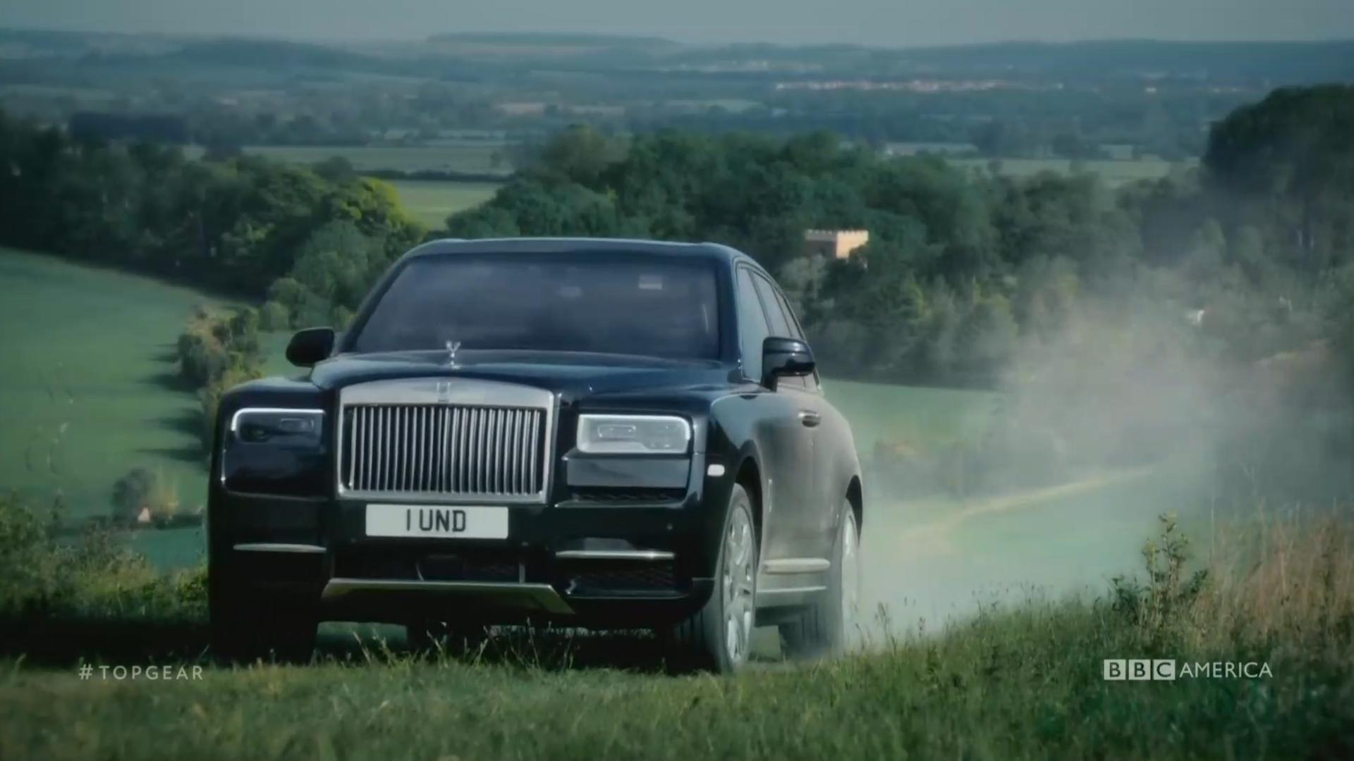 'Top Gear' host Chris Harris slams Rolls-Royce Cullinan: 'I'm ashamed to be in it'