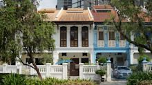 Step into the past by looking inside Emerald Hill's present homes