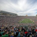 Notre Dame sellout streak that dates back to 1973 expected to end this weekend