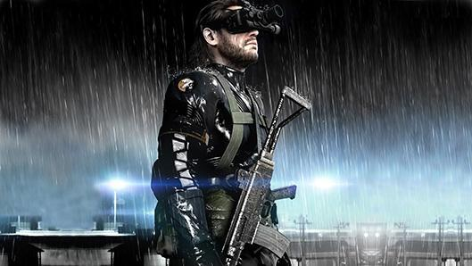 Report: Kojima subtly reveals PlayStation-exclusive MGS5 content