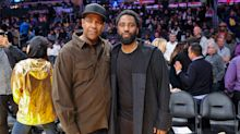 John David Washington used to lie about being Denzel Washington's son