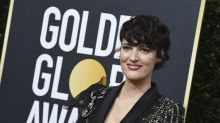 Phoebe Waller-Bridge's Golden Globes outfit on sale for Australia wildfire fund