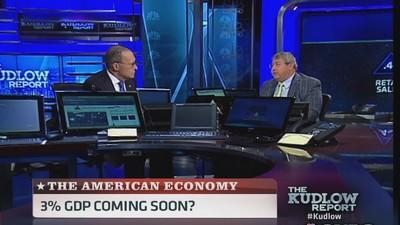 3% GDP on the way?