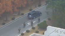 Dramatic video shows mad dash as North Korean defector shot 5 times, pulled to freedom