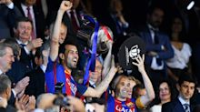 Copa del Rey: I needed Busquets' help to lift the trophy!, says Iniesta
