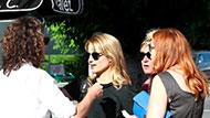 WOWtv - Lea Michele Joins Glee Cast to Pay Tribute to Cory Monteith at 'Emotional' Memorial