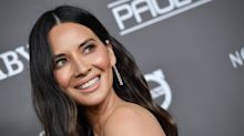 When your wife is your wingman: Wife razzes husband when he freezes around 'free pass' Olivia Munn