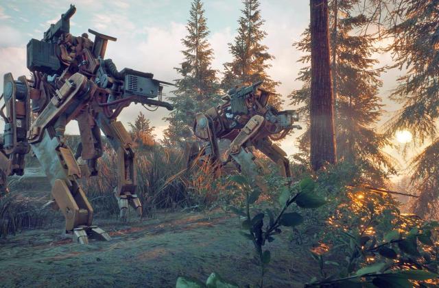 Avalanche Studios unveils nostalgic '80s robot shooter 'Generation Zero'