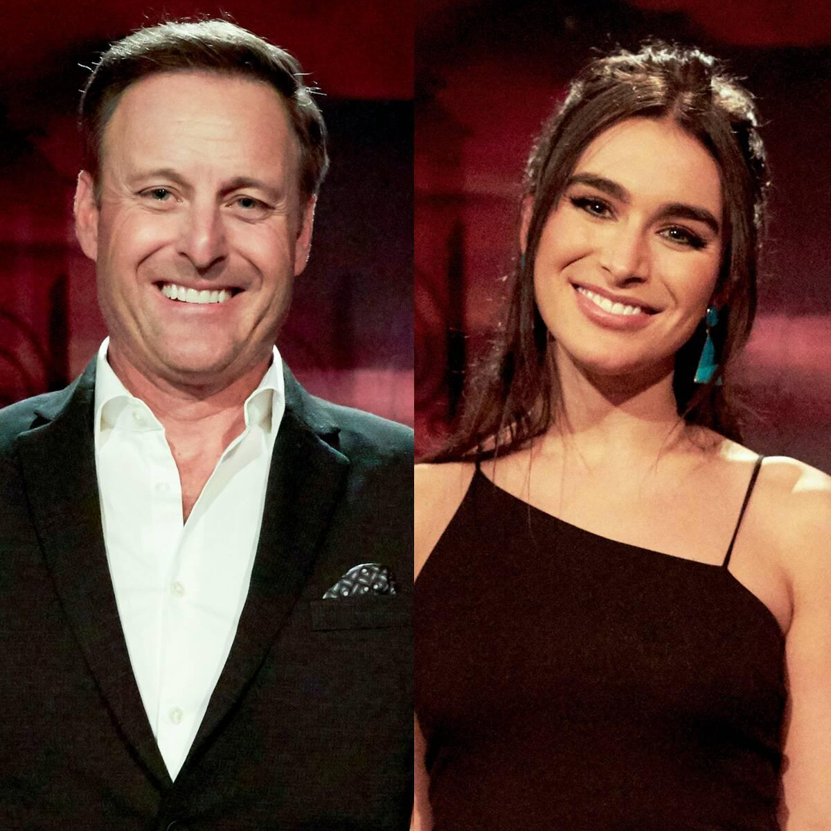 "Chris Harrison Tells Bachelor Nation Fan to ""Suck It"" While Defending Ashley Iaconetti"