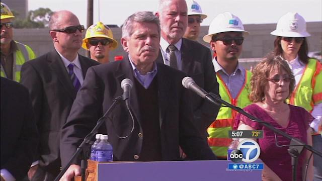 405 Freeway Wilshire onramp reopens as 'Ramp Jam' concludes