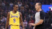 NBA/湖人朗多手術成功 休6至8周仍有望在季後賽復出