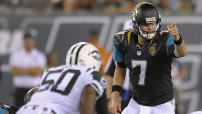 Chad Henne to start Jags' 3rd preseason game