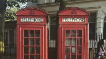 使用率太低,英國經典紅色電話亭在未來將越來越少