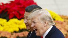 Trump's China tariffs threat rocks British stocks