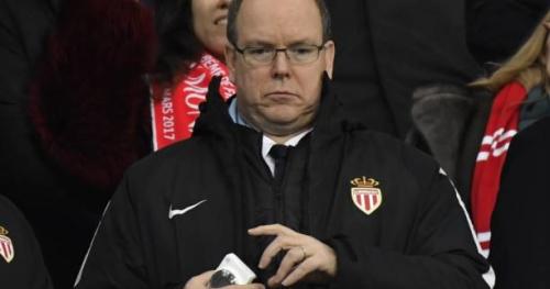 Foot - C1 - ASM - Prince Albert II de Monaco : «Peut-être pas la meilleure solution de jouer le lendemain d'un incident d'une telle ampleur»