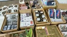 Hong Kong customs links surge in value of sea-smuggling seizures to Covid-19 travel curbs